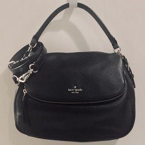 kate spade NY - Cobble Hill Shoulder Bag - Black
